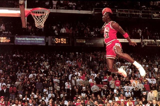 Iconic Jordan